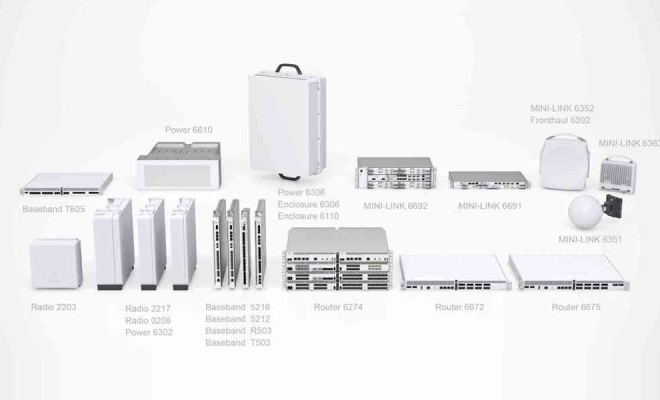 Ericsson Radio System