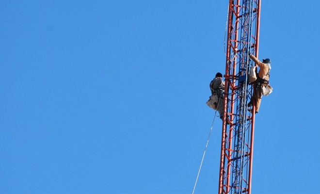 Tower Workers