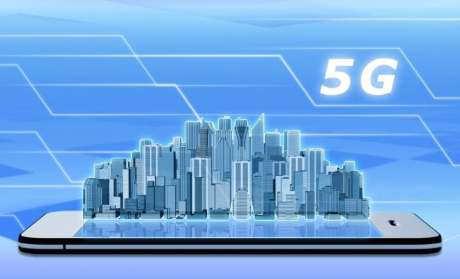 5G Cell City