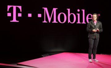 John Legere, T-Mobile President & CEO